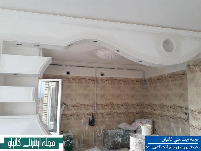 گچبری سقف پذیرایی کلاسیک – طرح گچبری سقف اتاق خواب – شابلون گچبری – گچبری دیوار