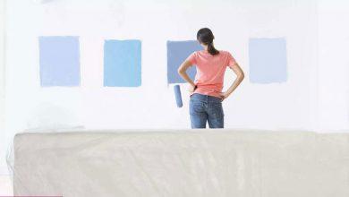 نکاتی برای انتخاب رنگ برای دکوراسیون داخلی