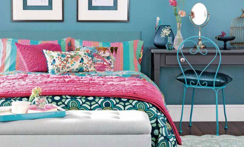 ایده های اتاق خواب دختران نوجوان با سبک های مختلف